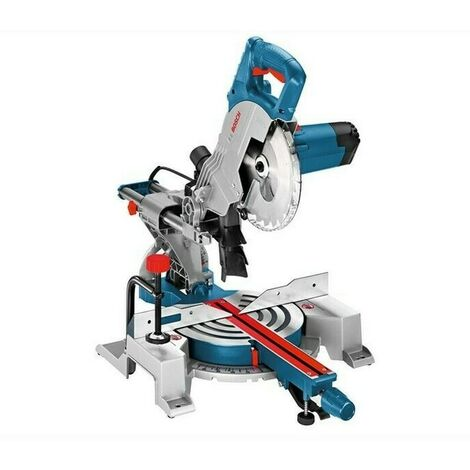 Bosch GCM800SJ 216mm Sliding Mitre Saw 1400W 110V