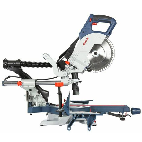 Bosch GCM8SJL Single Bevel Sliding Mitre Saw 240V 0601B19170