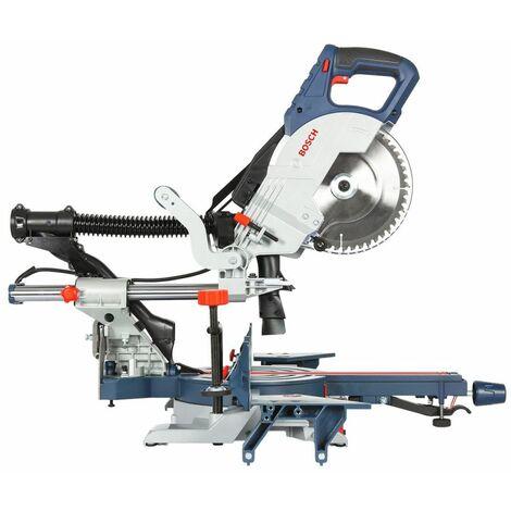 Bosch GCM8SJL Single Bevel Sliding Mitre Saw 240V 0601B19170