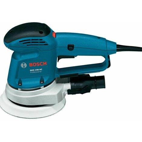 Bosch GEX 150 AC lijadora rotorbital - 34W - 150mm -