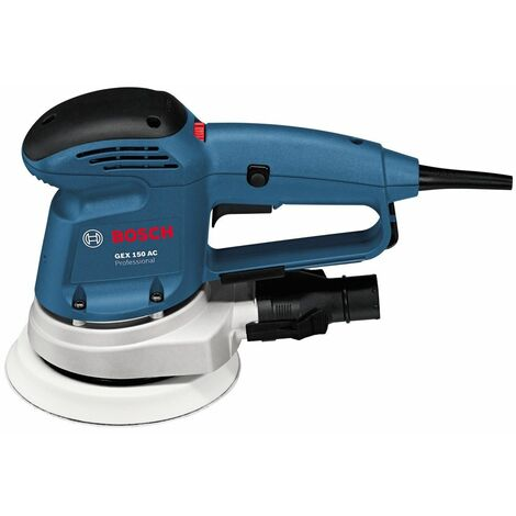 Bosch GEX 150 AC Ponceuse excentrique - 340W - 150mm - variable