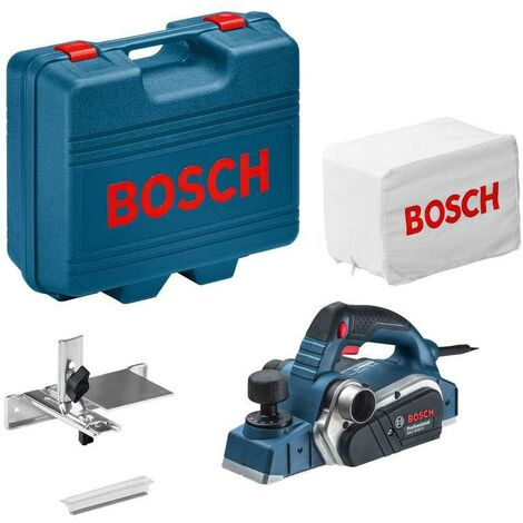 Bosch GHO26-82D 710W 2.6mm planer in carry case 240v