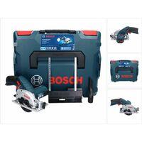 Bosch GKS 12V-26 Professional Sierra circular a batería 12V / 85 mm en L-Boxx ( 06016A1002 ) - Sin batería, sin cargador incluidos