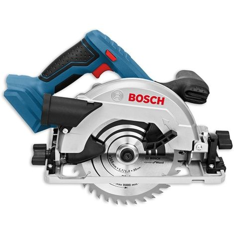 Bosch GKS 18 V-57 G 165mm Circular Saw Body Only In L-BOXX - 06016A2101