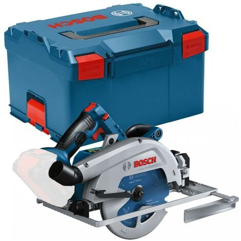 Bosch GKS 18V-68 GC 18V BITURBO Brushless Circular Saw 190mm - Guide Rail Base