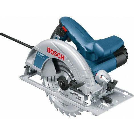 Bosch GKS 190 - 7 cm - 5500 tr/min - 5 cm - 2,5 m/s² - 1,5 m/s² - Scie à onglets (601623000)