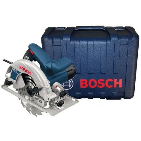 "Bosch GKS190 240v Circular Saw 190mm 7"" Hand Held Circ Saw Includes Blade + Case"