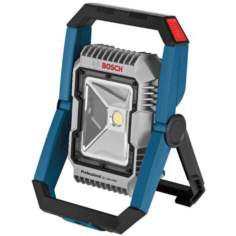 "main image of ""Bosch GLI 18V-1900 18v Lithium LED Cordless Floodlight Torch Work Site Light"""