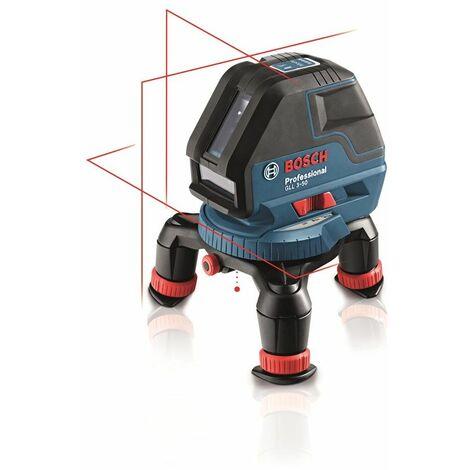 Bosch GLL 3-50 Nivel láser de línea - 10-50m