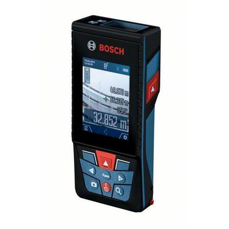 Bosch GLM 120 C Professional Télémètre laser, avec pack d'accessoires