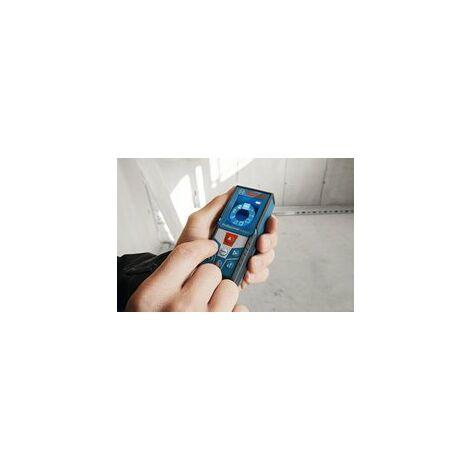 Bosch GLM 50 C Medidor láser de distancias en bolso - 50m