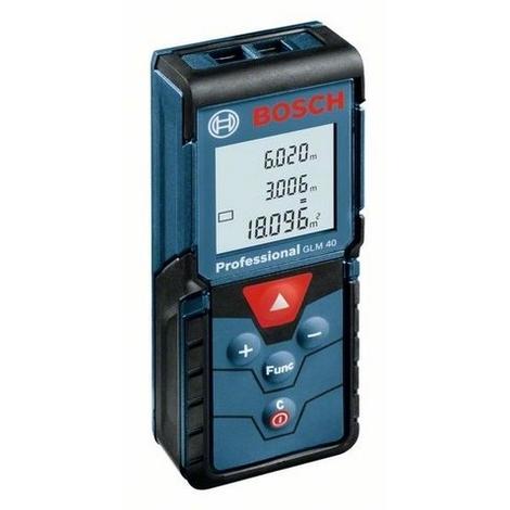 Bosch GLM40 Laser Measure Rangefinder 40 metres