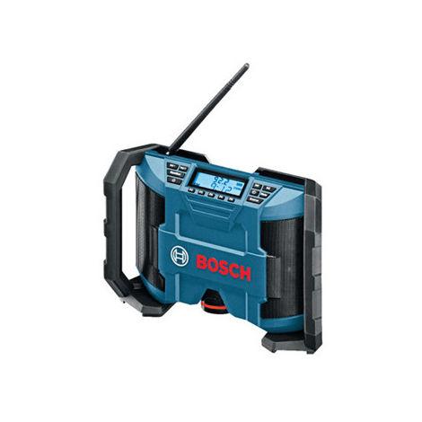 Bosch GML 10.8V-LI JOBSITE RADIO