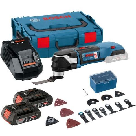 Bosch GOP18V-28 Brushless 18V Starlock Multi Cutter (Body Only)