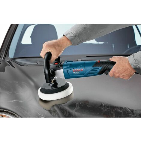 Bosch GPO 14 CE Polisseuse - 1400W - 180mm - variable