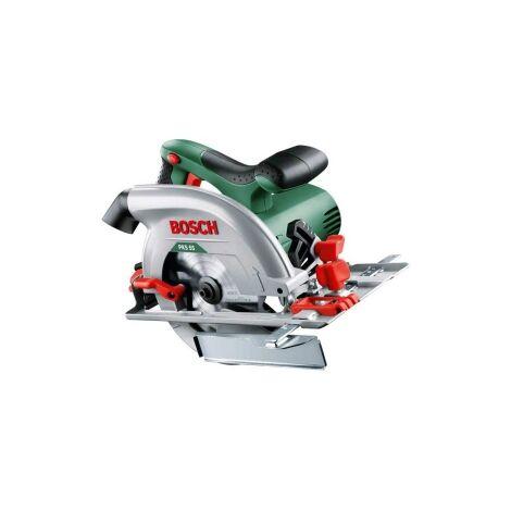 "main image of ""Bosch Green 0603500070 PKS 55 230v 1200w 160mm Circular Saw"""