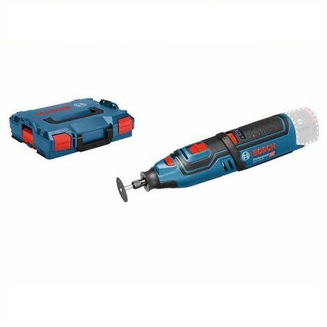 Bosch GRO 12V-35 12V Litio-Ion batería Multi-herramienta cuerpo en L-Boxx