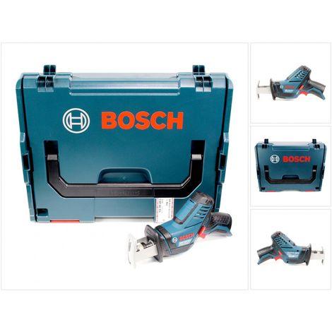 Bosch GSA 10,8 V-LI Professional Sierra de sable a batería 10,8 V en L-Boxx ( 060164L905 ) - Sin batería, sin cargador incluidos