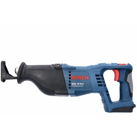 Bosch GSA 18 V-LI 18V li-ion Cordless Reciprocating Saw 060164J000