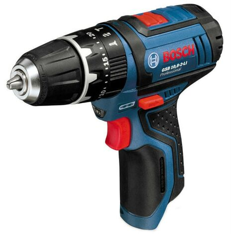 Bosch GSB 12V-15 Cordless Combi Drill, Body Only Version - No Batteries Or Charg