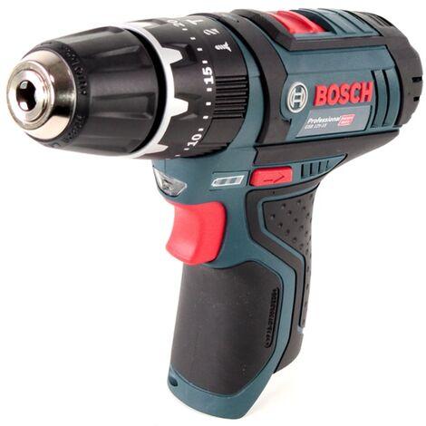 Bosch GSB 12V-15 Professional Perceuse-visseuse à percussion sans fil Solo - sans accesoires, sans Batterie, ni Chargeur ( 06019B6901 )