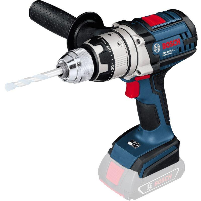 Chargeur pour Bosch GSB 18 VE-2-LI GSB 18 V-LI GSB 18-2-LI
