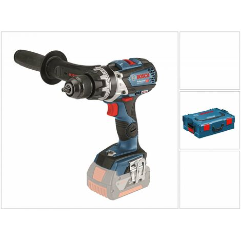 Bosch GSB 18V-85 C Perceuse visseuse à percussion à batteries 18V Li-Ion (machine seule) dans L-Boxx