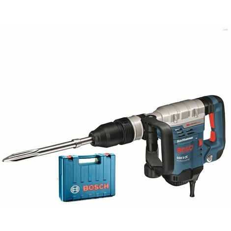 Bosch GSH 5 CE SDS-max martillo demoledor - 1150W - 8,3J