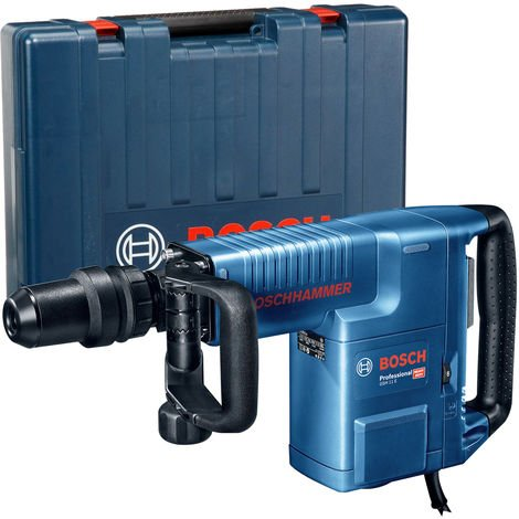 Bosch GSH11E 110V SDS-Max Demolition Hammer 0611316741