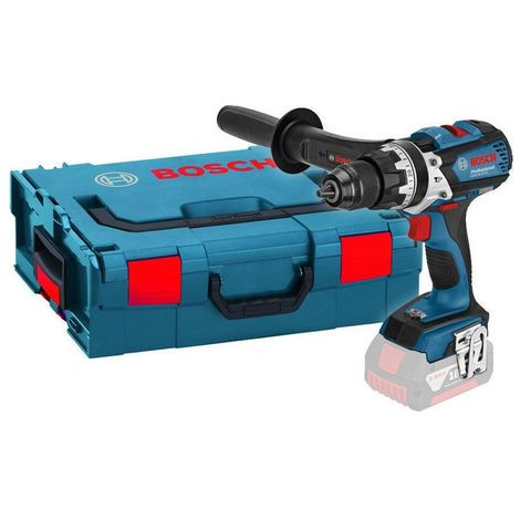 Bosch GSR 18 VE-EC SOLO 18V Li-Ion Visseuse / perceuse à percussion en L-boxx - 75Nm