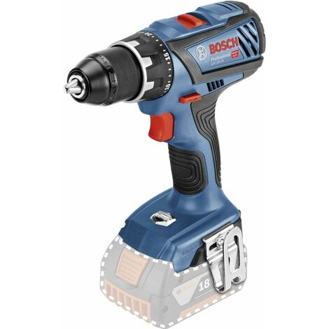Bosch GSR 18V-28 Perceuse visseuse à percussion à batteries 18V Li-Ion (machine seule) - 63Nm