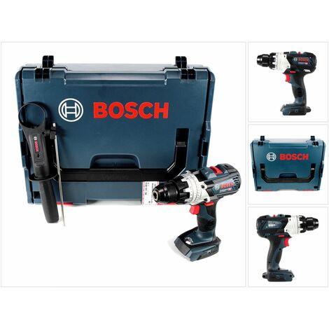 Bosch GSR 18V-85 C Professional Taladro Atornillador a batería 18 V / 110 Nm en maletín L-Boxx - Sin batería, sin cargador incluidos