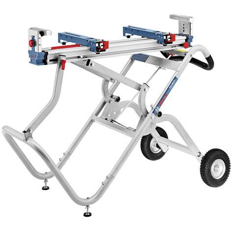 Bosch GTA2500W Professional Gravity Rise Mitre Saw LegStand 0601B12100