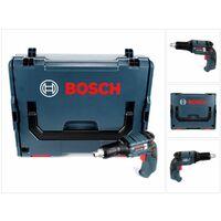 Bosch GTB 12V-11 Professional Atornillador a batería 12V para construcción en seco en L-Boxx- Sin batería, sin cargador incluidos