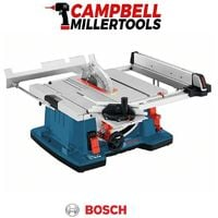 Bosch GTS 10 XC 10' Table Saw with Sliding Carriage 110V 0601B30460