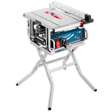 Bosch GTS10J 254mm Professional Portable Table Saw 110V & GTA600 Stand