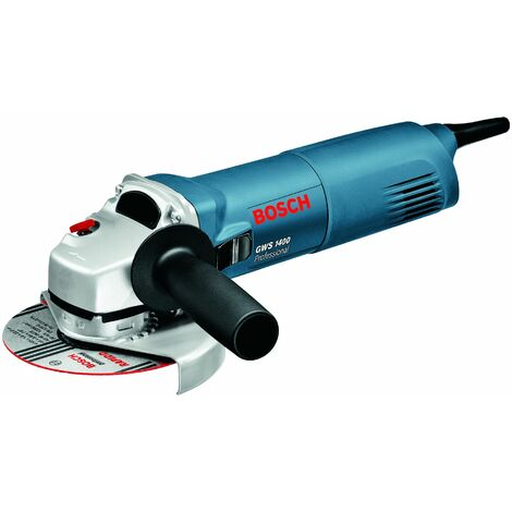 Bosch GWS 1400 - Meuleuse d'angle - 1400W - 125mm - Ecrou SDS-clic