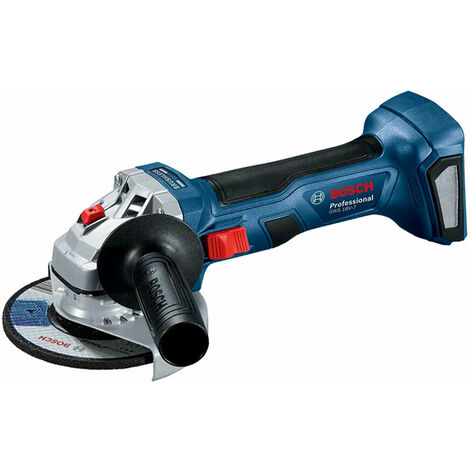 Bosch GWS 18V-7 125mm Professional Cordless Angle Grinder (Body Only)