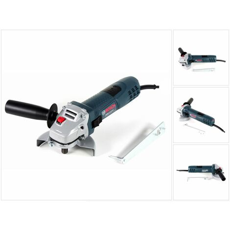 Bosch GWS 7-115 E 720 Watt Professional Meuleuse angulaire Ø 115 mm ( 0601388201 )