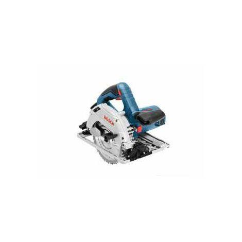 Bosch Handkreissäge GKS 55+ GCE, mit L-BOXX und Führungsschiene FSN 1600