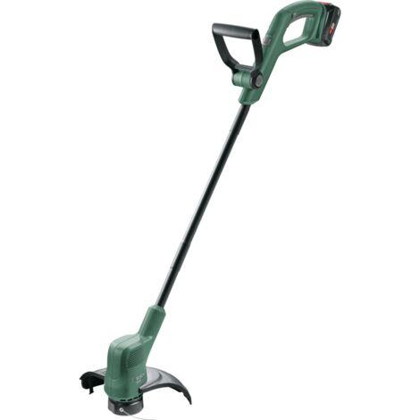 Bosch Heimwerken & Garten Akku-Rasentrimmer EasyGrassCut 18-230, 18Volt, grün/schwarz, Li-Ionen Akku