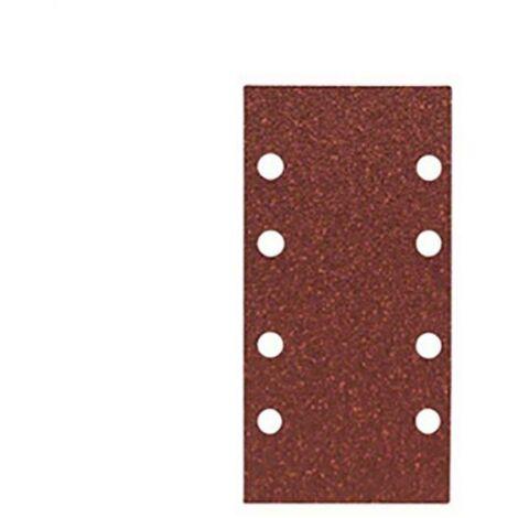 BOSCH - Hoja de lija C470, paquete de 10 uds. 93 x 186 mm 40