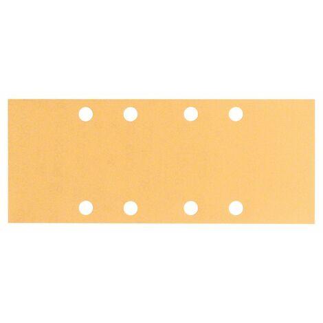 BOSCH - Hoja de lija C470, paquete de 10 uds. 93 x 230 mm 120