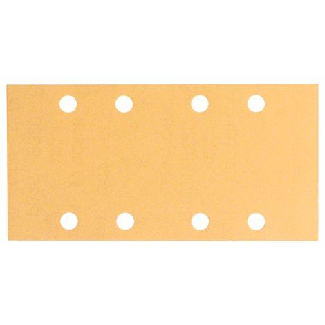 BOSCH - Hoja de lija C470, paquete de 50 uds. 93 x 186 mm 40