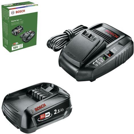 Bosch Home and Garden Battery Set Starter Set 18 V 1600A00K1P 1 pc(s)