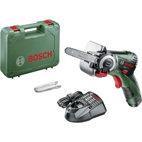 Bosch Home and Garden EasyCut 12 Multisega a batteria incl. batteria ricaricabile, incl. valigia 12 V 2.5 Ah