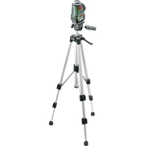 Bosch Home and Garden PLL 360 SET Laser a linee autolivellante, incl. treppiede Raggio di azione (max.): 20 m
