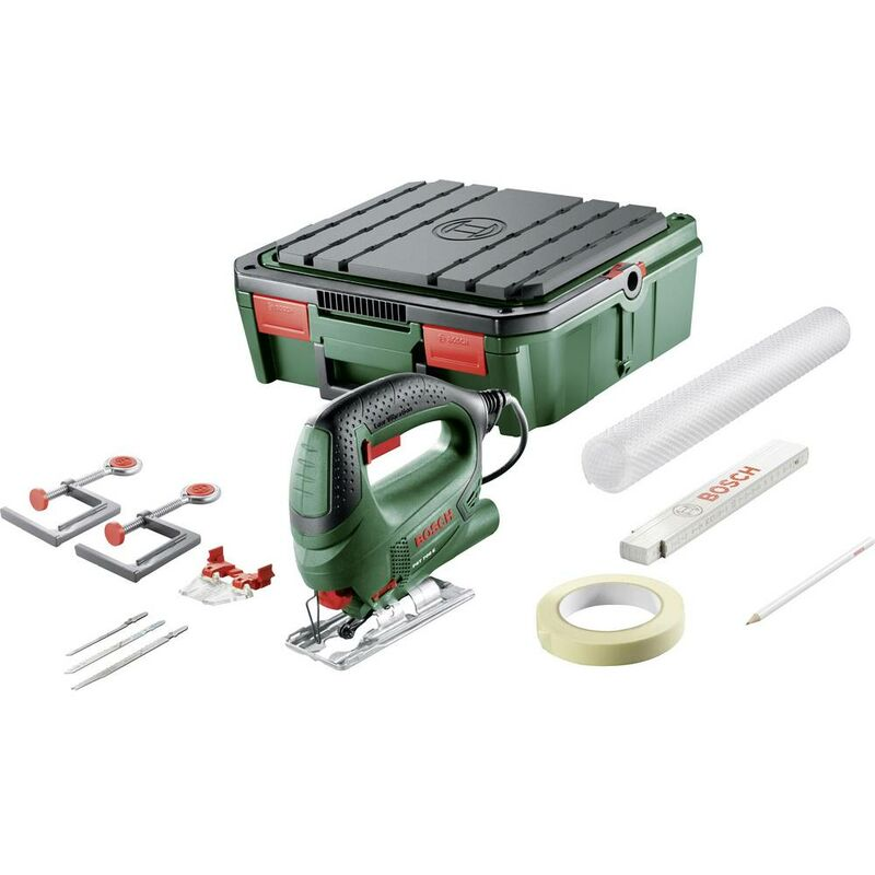 435ac710e1670 Bosch Home and Garden PST 700 ReadyToSaw Scie sauteuse + mallette 500 W