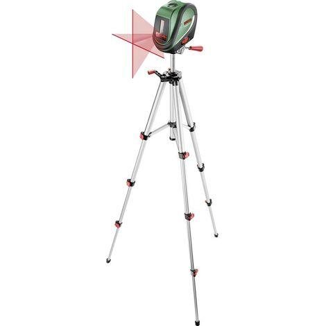 Bosch Home and Garden UniversalLevel 2 Set Laser a croce autolivellante, incl. treppiede Raggio di azione (max.): 10 m