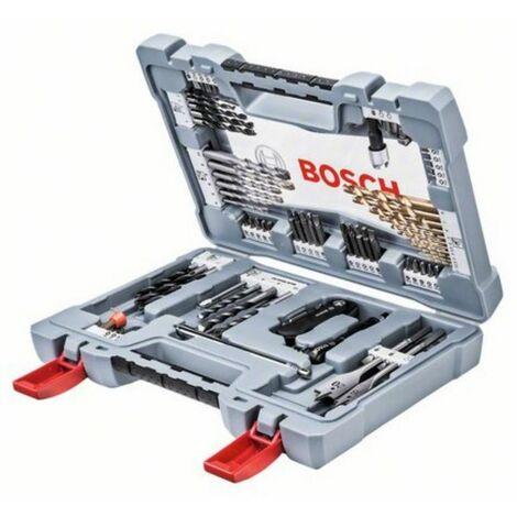 Bosch Juego de puntas y brocas 76 pzas. Conjunto premium